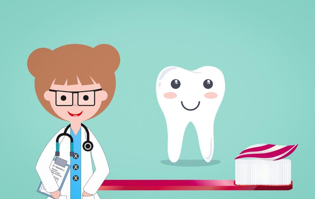 Orientações para escovar dentes
